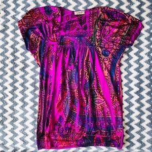 One World Stretchy Top